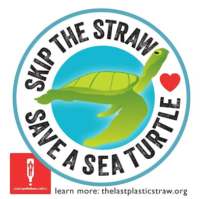 Skip the straw, save a sea turtle